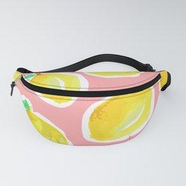 Lemon Crush 2 Fanny Pack