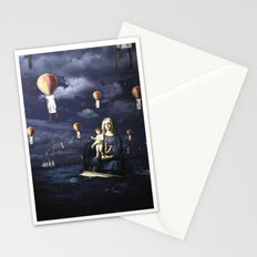 Madonna with Child (on the high sea) Stationery Cards
