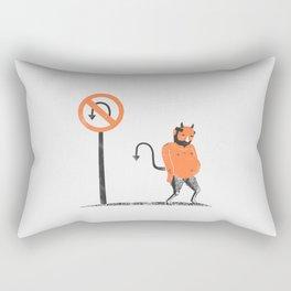 Bummer Rectangular Pillow