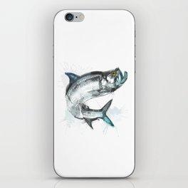 Tarpon Fish iPhone Skin
