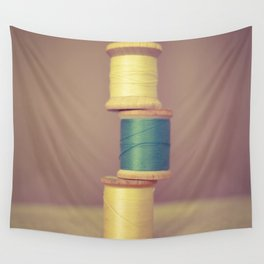 Crafty Tower Wall Tapestry