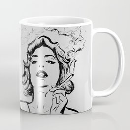 Hermine Coffee Mug
