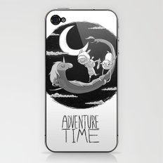 Adventure Time iPhone & iPod Skin
