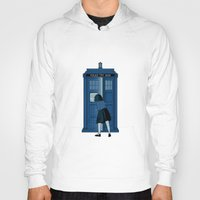 narnia Hoodies featuring A Magical Box [Doctor Who, Narnia] by Ruwah