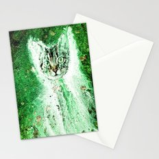 Meow Cat Universe Stationery Cards