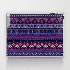 Raspberry Tribal Boho Pattern Laptop & iPad Skin