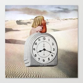 Time Zone 3 Canvas Print