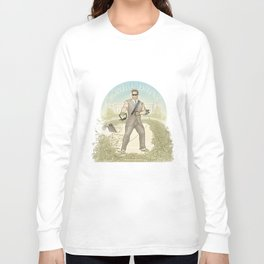 Hosta La Vista Long Sleeve T-shirt