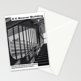 Concrete Leeds - EC Stoner Building Stationery Cards