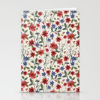 poppies Stationery Cards featuring Poppies by moniquilla