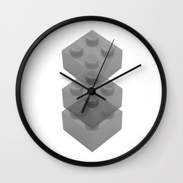 Bricklayer Wall Clock