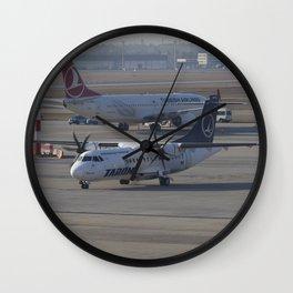 Tarom ATR 42-500 Wall Clock