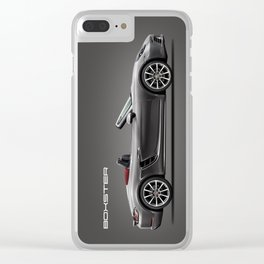 The Boxster Clear iPhone Case