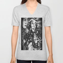 Submerged Unisex V-Neck