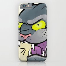 Panther Tattoo Flash iPhone 6s Slim Case