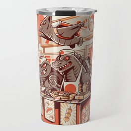 Kaiju street food Travel Mug