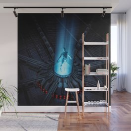 Portal Wall Mural