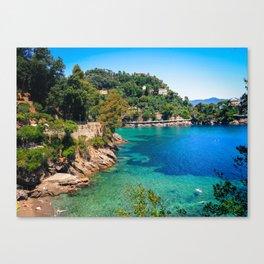 Mediterranean dreaming Canvas Print