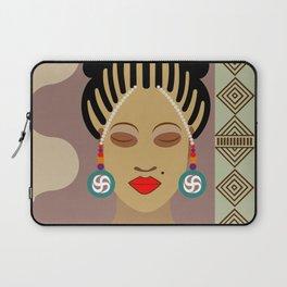 African Queen III Laptop Sleeve