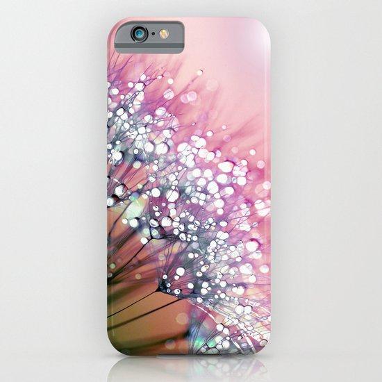 rainbow dandelion iPhone & iPod Case