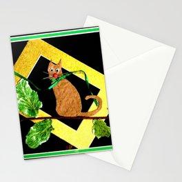 Where Did That Yummy Bird Go? Stationery Cards