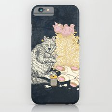 Big Bad Wolf Only Needed a Needle iPhone 6s Slim Case