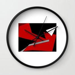 You shoot at freedom Wall Clock
