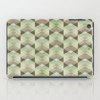 whisky iPad Cases featuring Hipster Pattern  by Schwebewesen • Romina Lutz