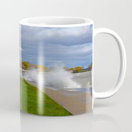 Time to Fly South? (Birds of Chicago Collection) Coffee Mug