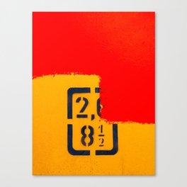 CARGO Canvas Print