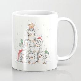 Oh Penguin Tree Coffee Mug