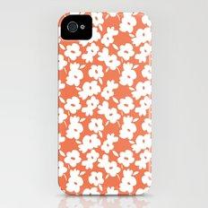 Spring Flower iPhone (4, 4s) Slim Case