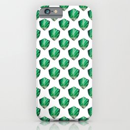 Hylian Shield (Master Sword in the Lost Woods) iPhone Case