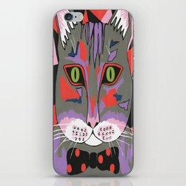 Mr Cat iPhone Skin