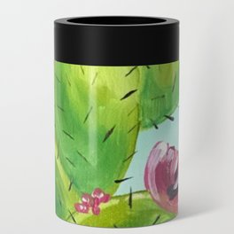 Potted Cactus Can Cooler