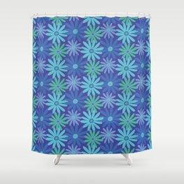 Daiseez-Oceania Colors Shower Curtain