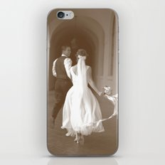 Runaway Wedding iPhone & iPod Skin