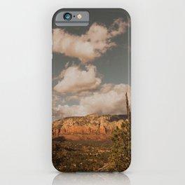 Sedonascape iPhone Case