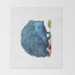 Sonic Throw Blanket