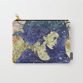 Lady of the Lake. Carry-All Pouch