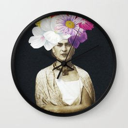 Beautiful Frida Wall Clock