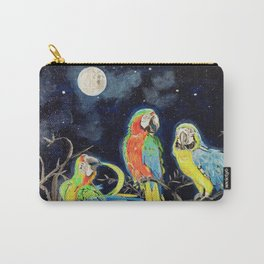 Moonlight Rendezvous Carry-All Pouch