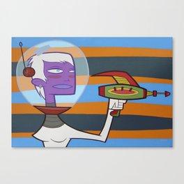 She-Ray Canvas Print