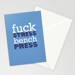 Bench Stationery Cards