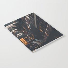 Japanese Street Notebook