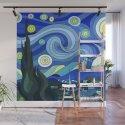 Tardis Art Starry Night by adigunawan