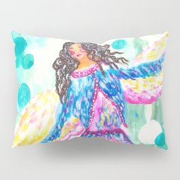 Festival Moon Pillow Sham