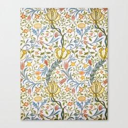William Morris Flora Canvas Print