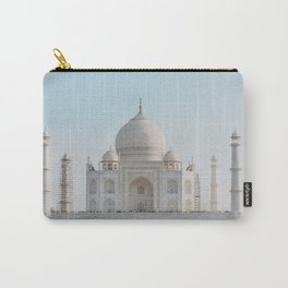 Taj Mahal, India Carry-All Pouch