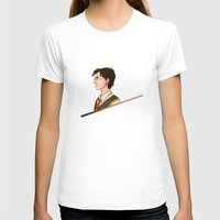 potter T-shirts featuring Harry Potter by Imaginative Ink